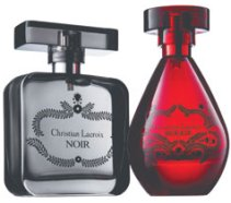 Christian Lacroix Rouge & Noir fragrances for Avon
