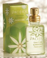 Pacifica Tahitian Gardenia fragrance