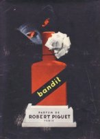 Robert Piguet Bandit fragrancea advert