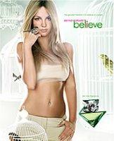 Britney Spears Believe perfume