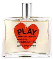 Comme des Garcons Play fragrance