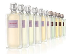 Givenchy Les Mythiques fragrance collection