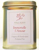 Ayala Moriel Immortelle L'Amour rooibos tea