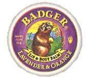 Badger Balm Lavender & Orange