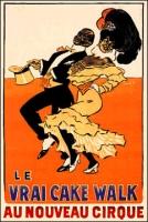 Cake Walk Dance poster