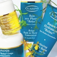 Clarins Relax series