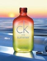 Calvin Klein CK One Summer fragrance