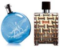 Hermes limited edition fragrance bottles