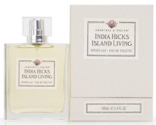 Crabtree & Evelyn India Hicks Island Living Spider Lily Fragrance