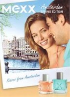 Mexx Amsterdam Spring Edition fragrances