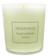 Mizensir Rose Blanche scented candle