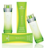 Lacoste Touch of Spring fragrance
