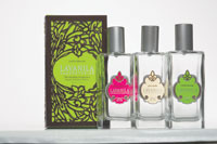 Lavanila line of perfumes