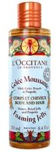 L'Occitane Honey Foaming Jelly for Body and Hair