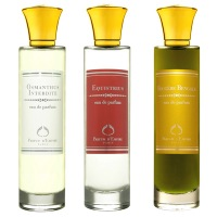 Parfum d'Empire Osmanthus Interdite, Fougere Bengale and Equistrius perfumes
