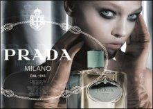 Prada Infusion d'Iris fragrance ad