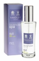 Yardley Lavender Spa fragrance