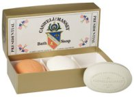 Caswell-Massey Presidential Soap set