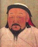 Kublai Khan portrait
