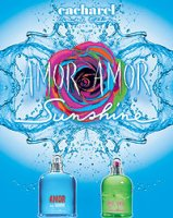 Cacharel Amor Amor Sunshine & Amor Homme Sunshine fragrances