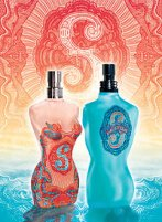 Jean Paul Gaultier 2007 summer fragrance collection