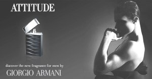 Giorgio Armani Attitude fragrance for men