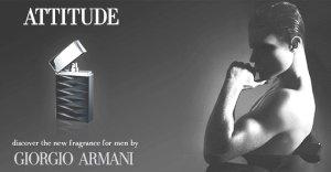 Giorgio Armani Attitude fragrance for men