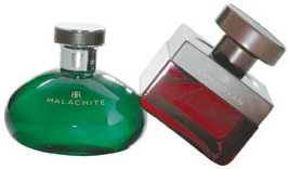 Banana Republic Malachite and Cordovan fragrances
