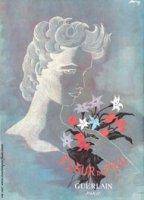 Guerlain Fleur de Feu fragrance ad