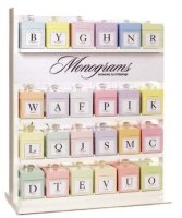 Archipelago Botanicals Monogram series fragrance candles