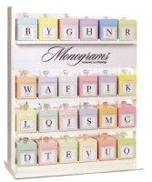 Archipelago Botanicals Monogram series fragrance candles
