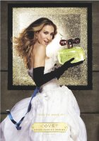 SJP Covet fragrance