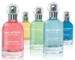 Cinq Mondes Pluie d'Aromes fragrances