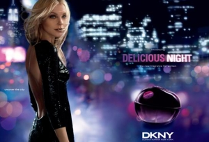 Donna Karan Delicious Night perfume