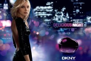 Donna Karan Delicious Night perfume