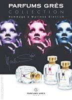 Gres Hommage a Marlene Dietrich