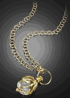 Temple St Clair necklace for Lancome