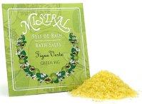 Mistral Green Fig bath salts