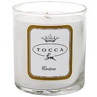Tocca Cortina candle