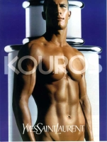 Yves Saint Laurent Kouros cologne for men