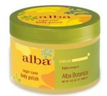 Alba Sugar Cane Body Polish