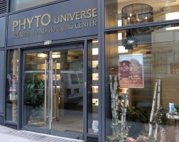 Caron at Phyto Universe