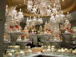 Caron perfume urns
