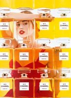 Chanel no. 5 perfume ad