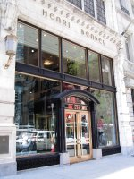 Henri Bendel, Midtown New York