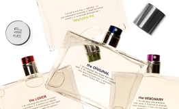 Gap Individuals fragrance collection