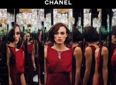 Keira Knightly for Chanel Coco Mademoiselle
