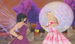 Osmoz Second Life perfume island