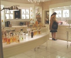 Guerlain at Bergdorf Goodman