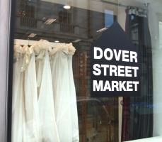 Dover Street Market Comme des Garcons shop, London